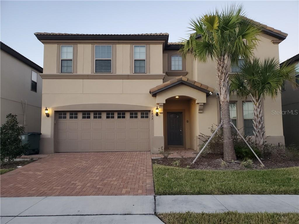 Details for 8833 Corcovado Drive, KISSIMMEE, FL 34747