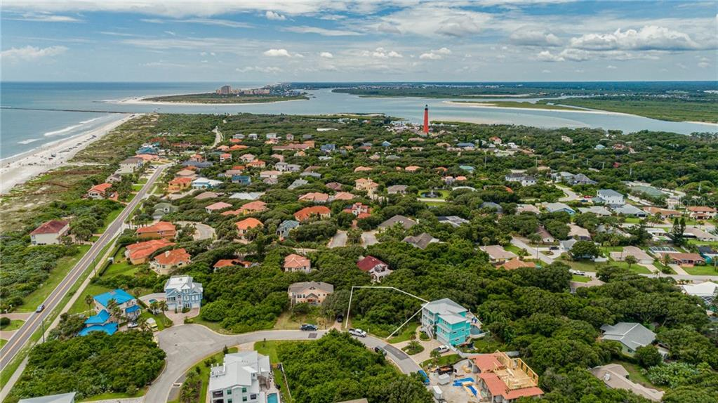 Details for 16 Mar Azul S, PONCE INLET, FL 32127