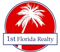 Logo for 1st Florida Realty