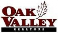 Logo for Oak Valley Realtors
