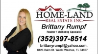 Home-Land Real Estate Inc. Associate Brittany  Rumpf image
