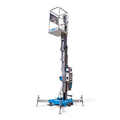 15 ft, Single, Self Propelled Manlift