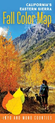 Fall Colors Bishop Visitor Information Center