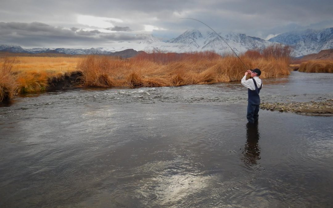 Fly Fishing Around Bishop