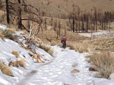 Intake II Pipeline trail