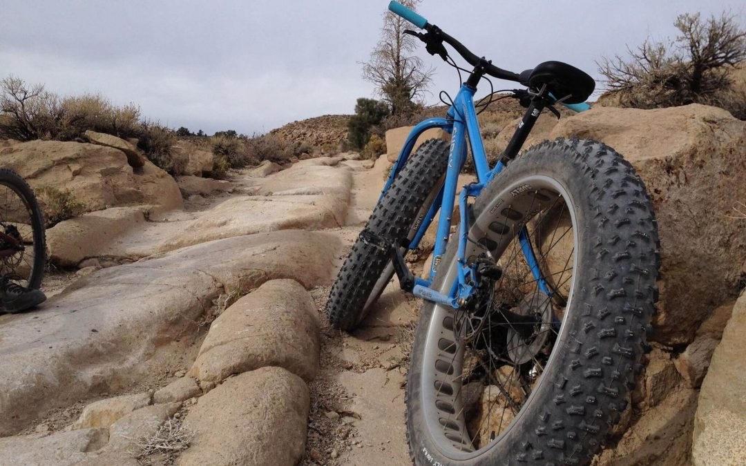 6 Great Winter Mountain Bike Rides around Bishop