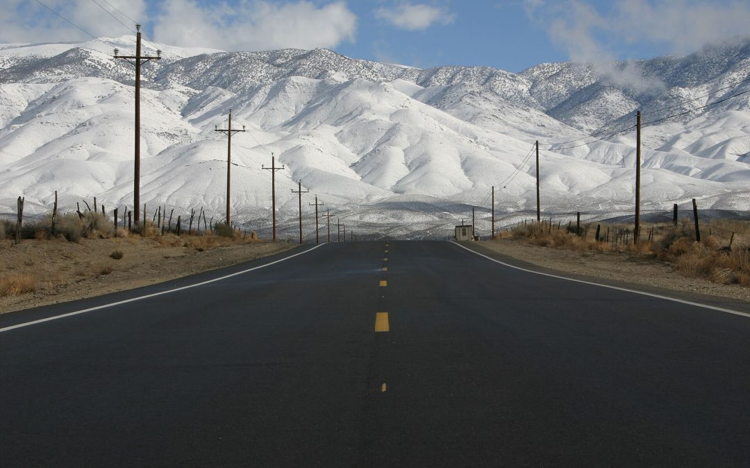 Winter Motorcycle Rides: On-road  Off-road  | Bishop Visitor