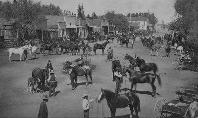 Bishop Main Street 1886
