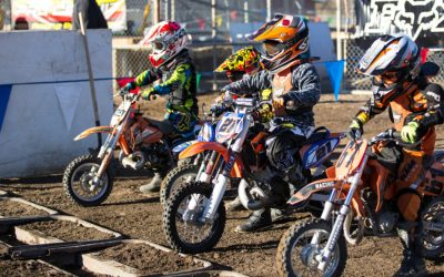 Bishop Motocross Series Races