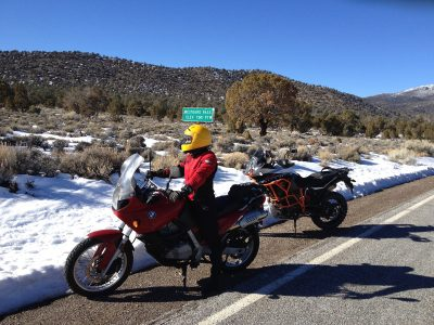 Westgard Pass