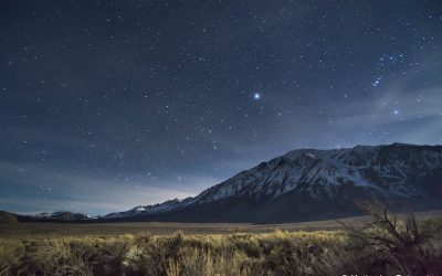 Night Photography: Beautiful Bishop After Dark