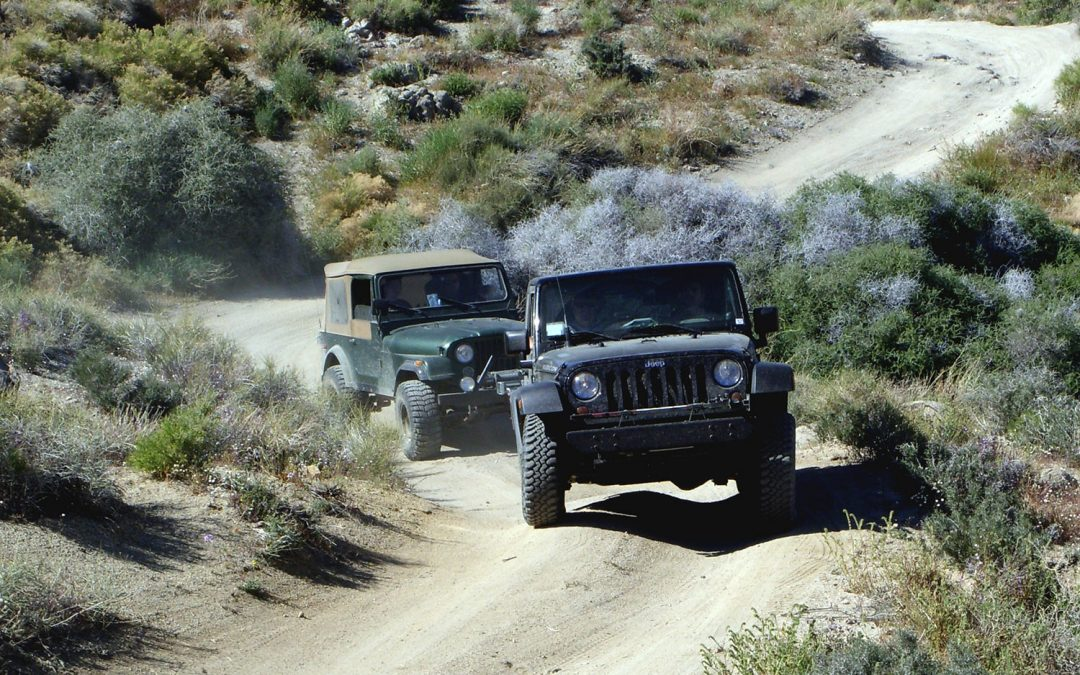 Fun 4×4 Adventures near Bishop