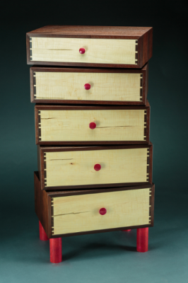Stacked Box Dresser - Todd Bradlee
