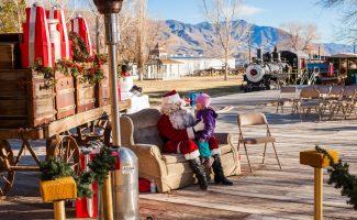 railroad express laws christmas