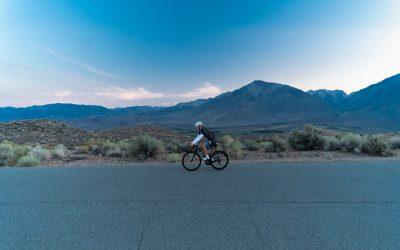Bishop to Rock Creek – Cycling