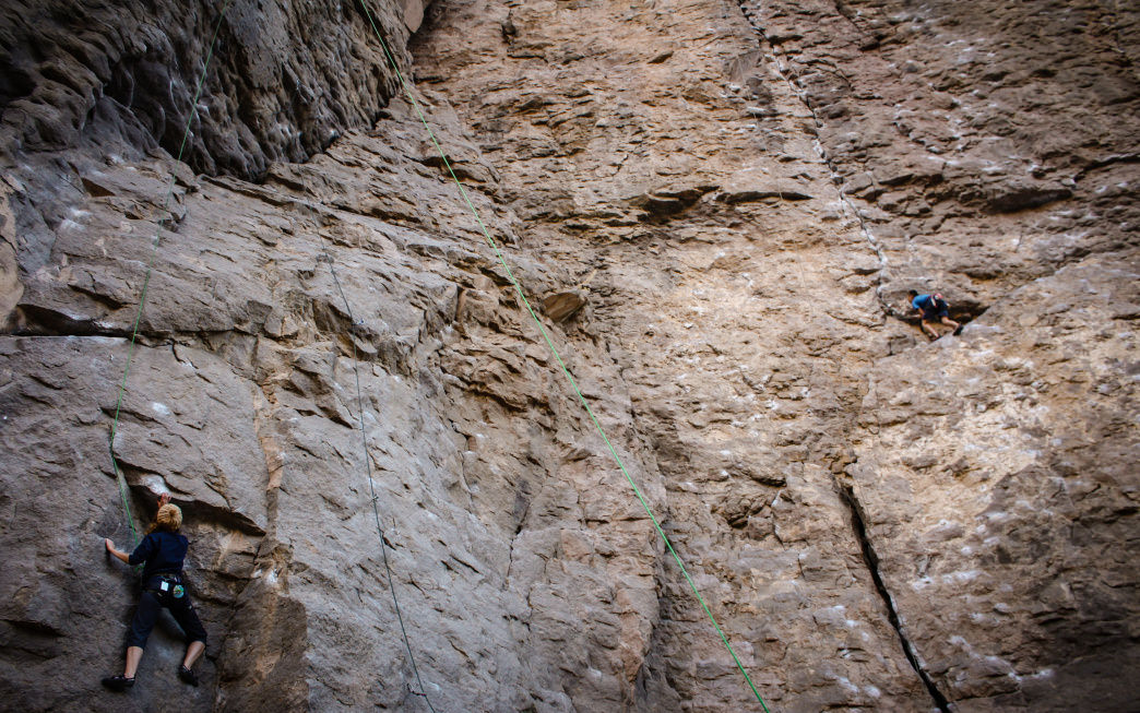 Owens River Gorge – Climbing
