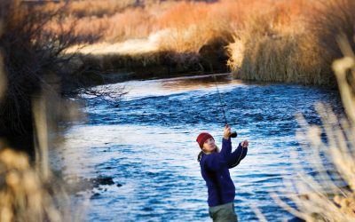Lower Owens River – Fishing