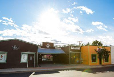 image of storefront in Bishop, CA