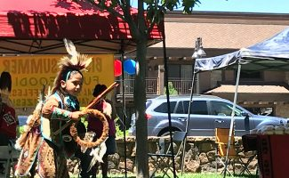 Paiute Pow Wow in Bishop, CA
