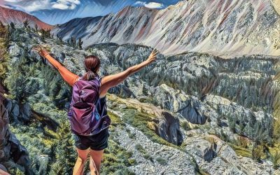 How (and What) to Pack in your Daypack for an eastern Sierra hike