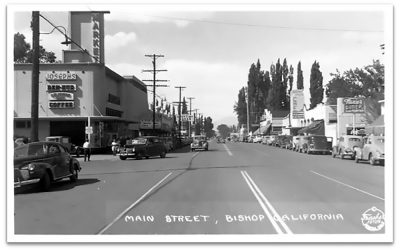 image of downtown Bishop's Main Street