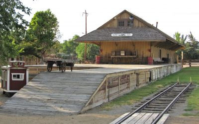 LAWS RAILROAD MUSEUM AND HISTORIC SITE – QUICK GUIDE