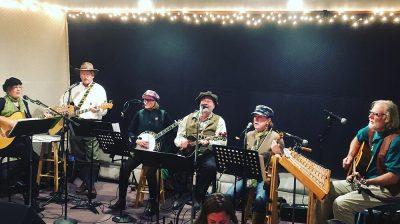 Musicians. Bishop. CA
