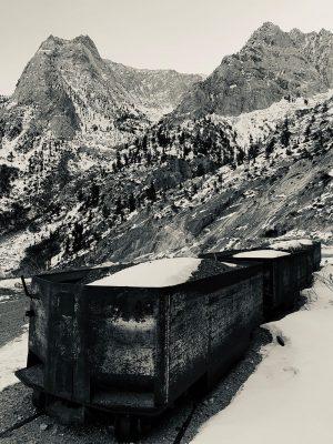 Pine Creek Mine. Bishop. CA