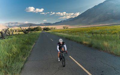 Cycling the Eastern Sierra
