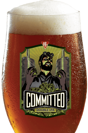 Committed Double IPA