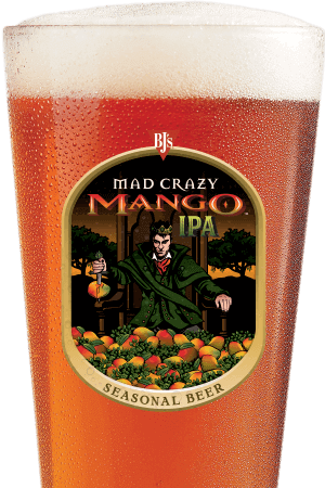 Mad Crazy Mango IPA