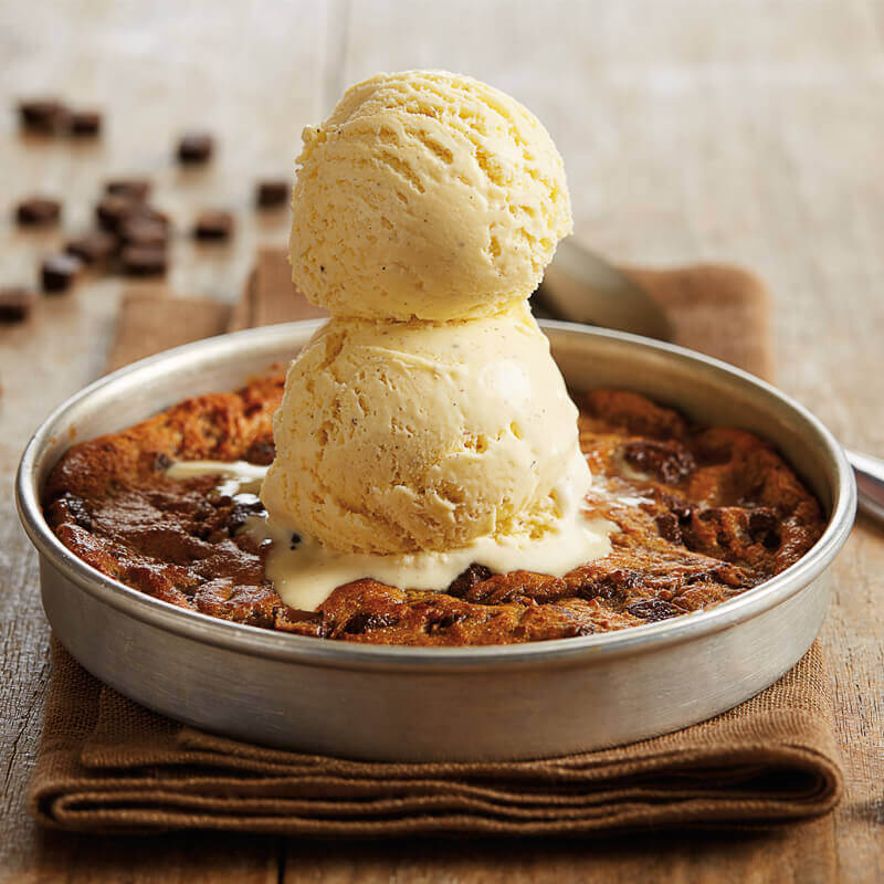 Free Pizookie® with first Mobile Pay purchase - BJ's Mobile App