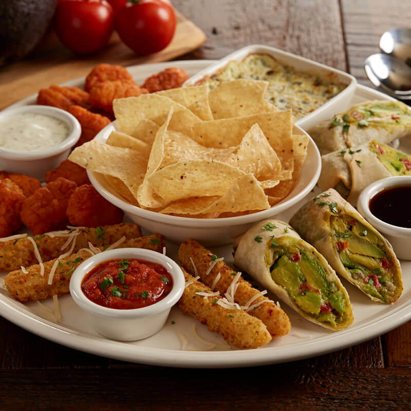 Something For Everyone at BJ's Restaurant & Brewhouse
