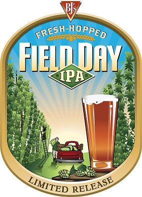 BJ's Field Day IPA Craft Beer