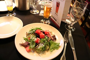 BJ's Fresh Watermelon and Feta Salad