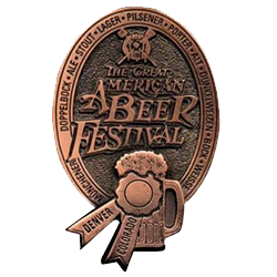 Bronze BJ's Coffee Blonde Award