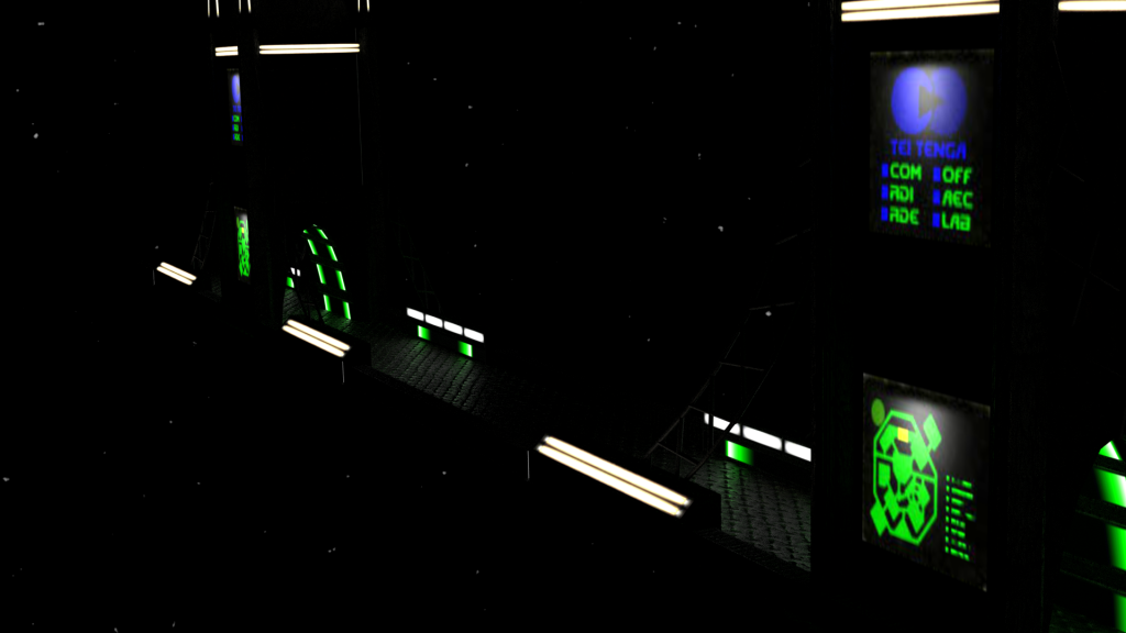How do you like my bridge with the textures? It's also got the normal and the bump map too. On