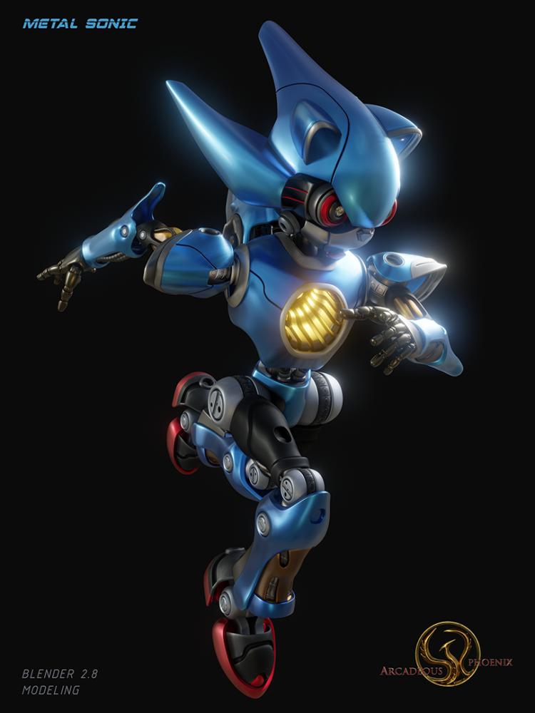 Metal Sonic Done, Finally! run-pose-A_ap1080run-pose-B_ap1080run-pose-C1080