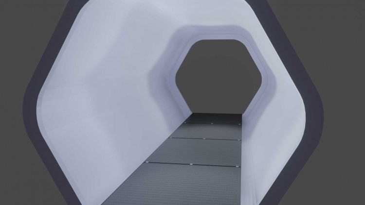 Corridor progress and progress on a security drone for corridor animationBlockingv2