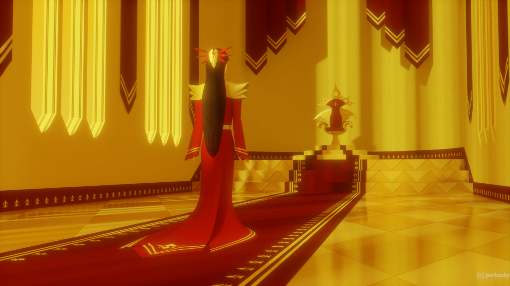 Some past renders of the princess who's one of the main characters of a sci-fi story that I be