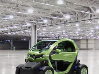 Go Green Electric Car