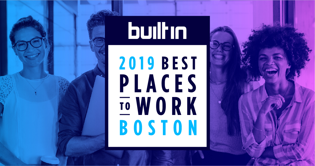 Plastiq named in Best Places to Work by Built In Boston
