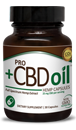 Plus CBD oil capsule category