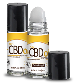 CBD roll-ons extra strength