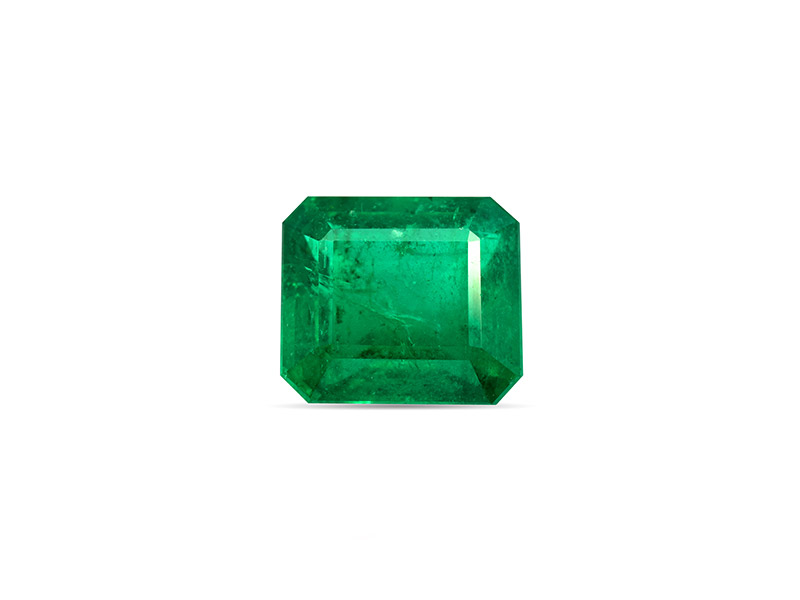 image of an emerald gemstone