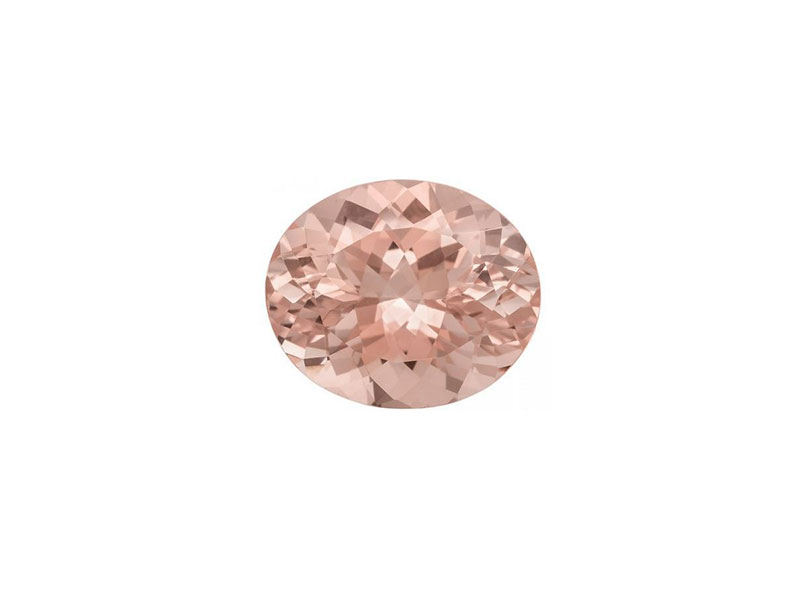 image of an morganite gemstone