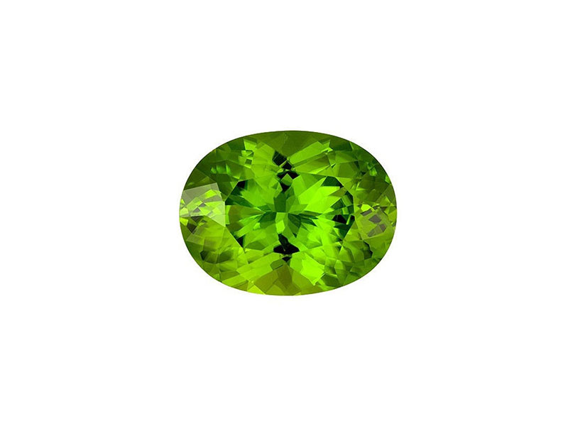 image of an peridot gemstone