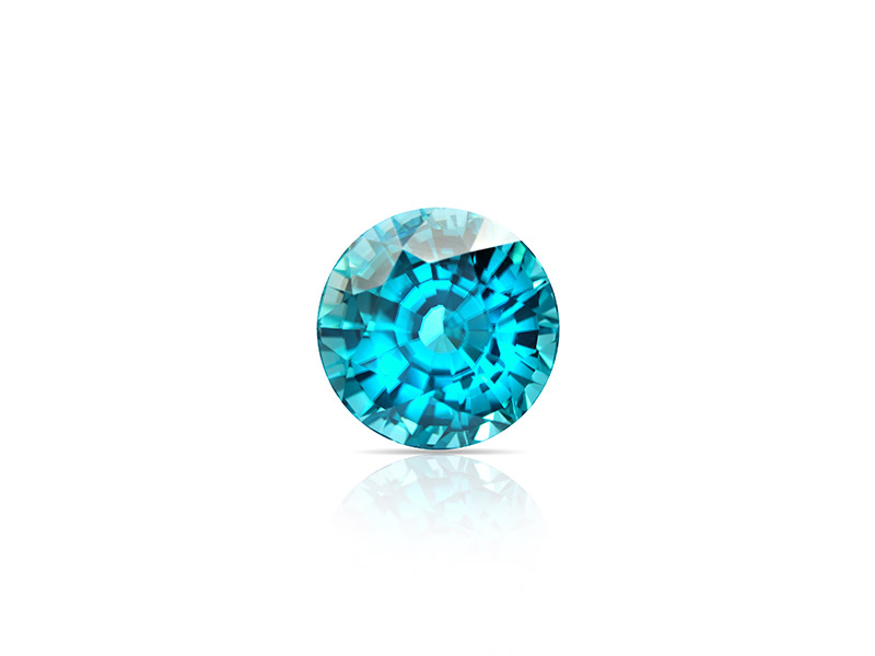 image of an zircon gemstone