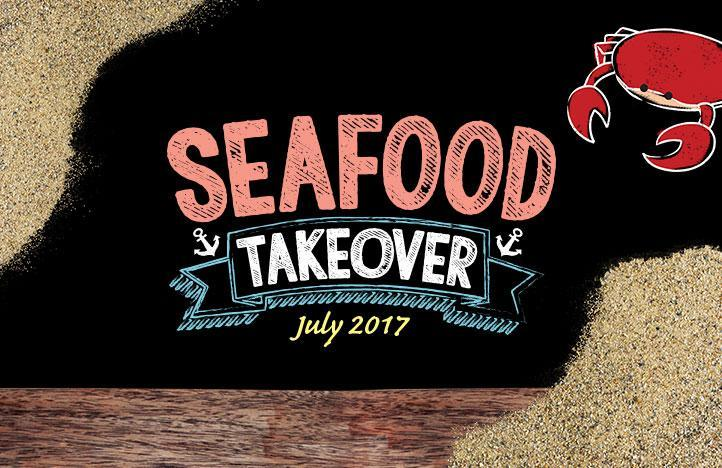 Seafood Takeover