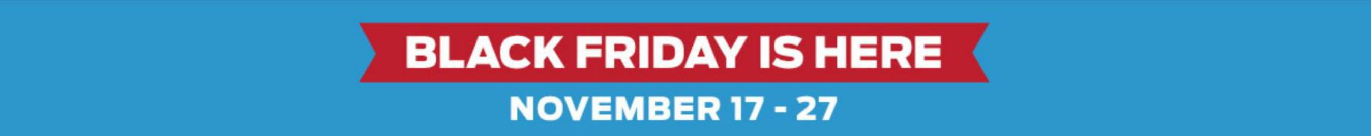 Black Friday Desjardins Ford